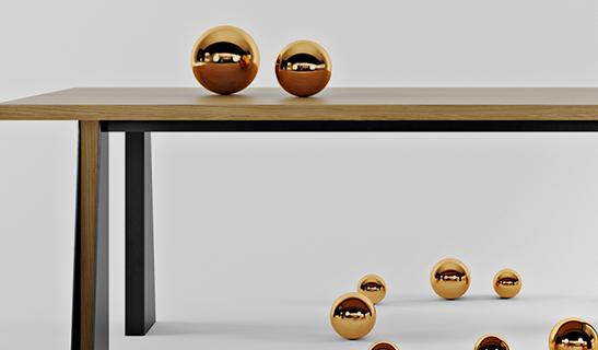 для мастерской дизайнерской мебели Cube44